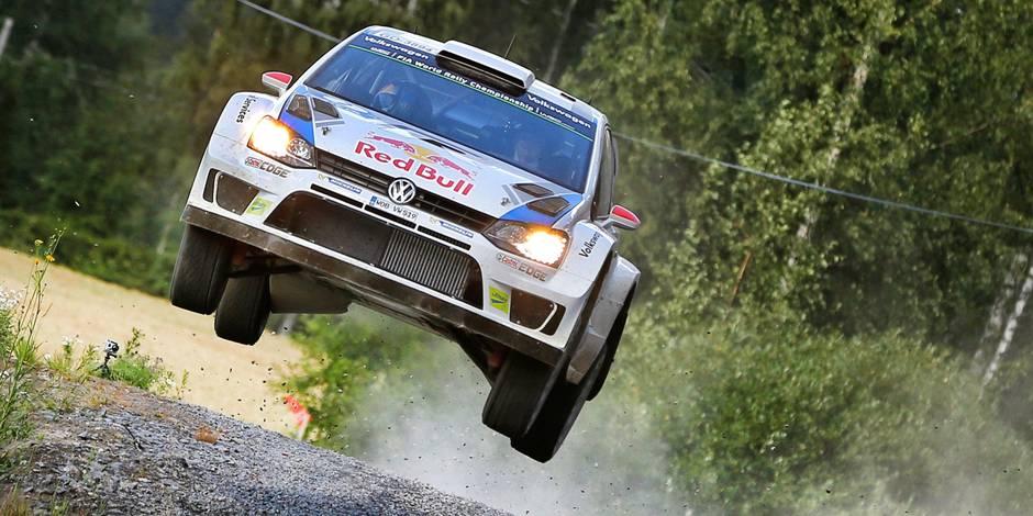 AUTOMOBILE : Rallye de Finlande - WRC - 01/08/2014