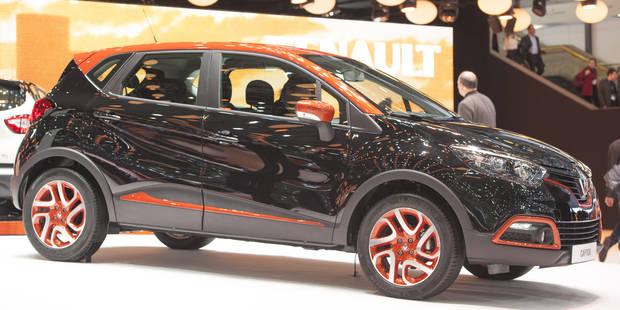 Les SUV de plus en plus populaires en Belgique