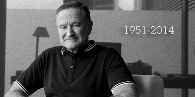 Robin Williams entre dans le cercle des artistes disparus - La DH