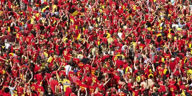 Un supporter belge est toujours retenu au Brésil - La DH