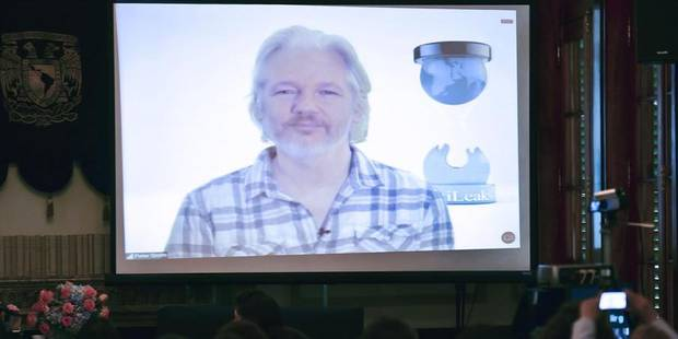 Julian Assange va quitter l'ambassade d'Équateur à Londres - La DH