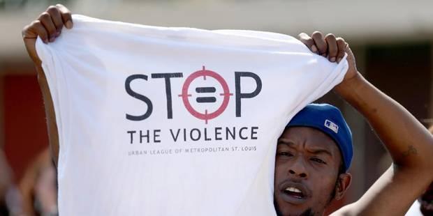 Ferguson: la région sombre dans la violence - La DH