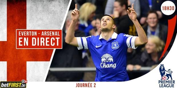 Premier League: Everton-Arsenal (2-2), Chelsea double sans convaincre (LIVE) - La DH