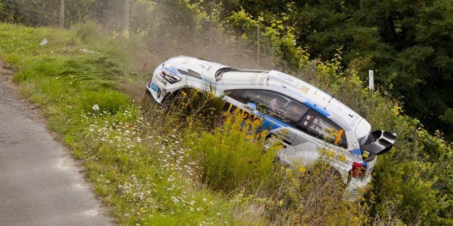 Rallye d'Allemagne: Ogier abandonne