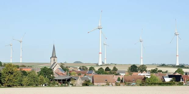 Éoliennes en question à Aywaille - La DH