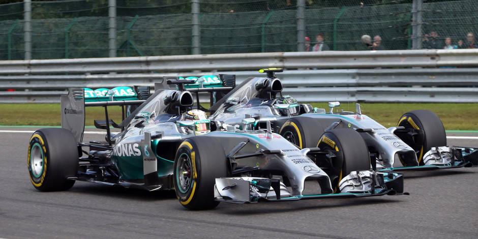 Consignes à craindre chez Mercedes