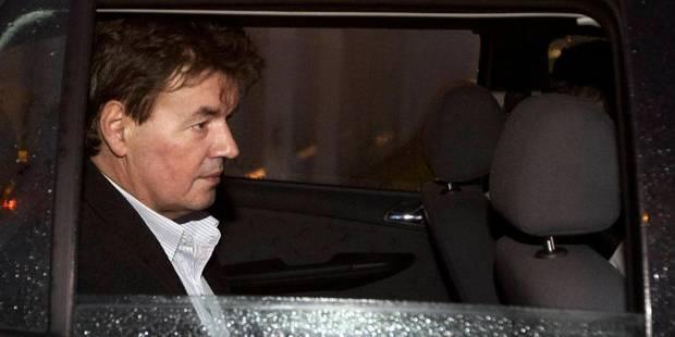 Bernard Wesphael a quitté la prison de Bruges - La DH