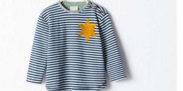Zara retire de la vente un t-shirt pour enfants avec une étoile jaune