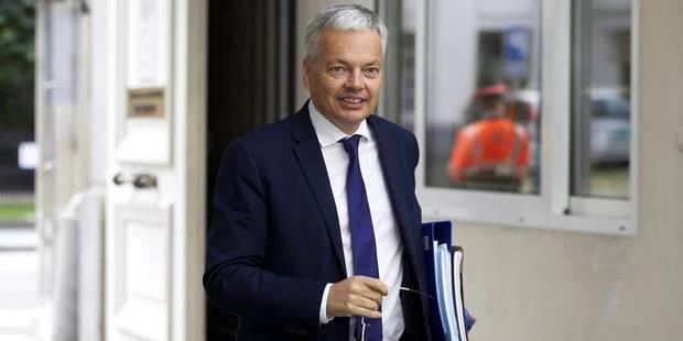 La décision sur le Commissaire belge va-t-elle encore être repoussée? - La DH