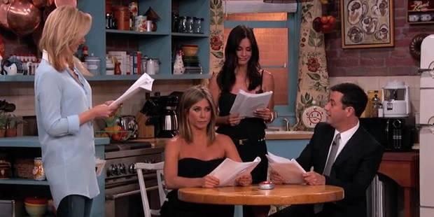 Friends: Rachel, Monica et Phoebe reprennent du service... - La DH