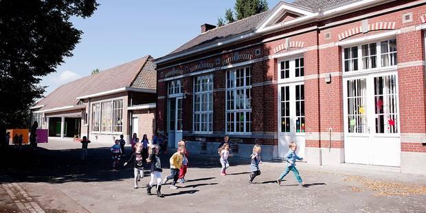 Une école en deux implantations - La DH