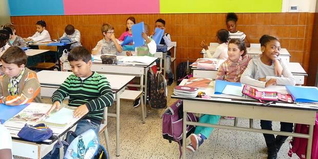 Dans une classe, l'air est nocif! Les enfants en danger? - La DH