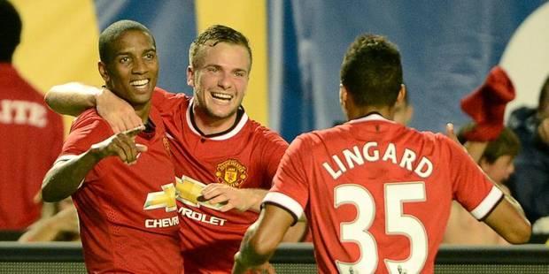 Cleverley prêté par Manchester United à Aston Villa - La DH