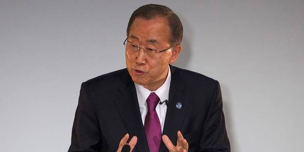 """Ban Ki-Moon """"indigné"""" par l'exécution d'un deuxième journaliste américain - La DH"""