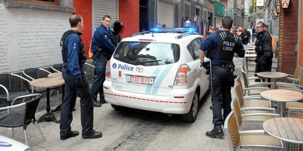 Liège: Évacuation d'une centaine de personnes dans le Carré à la suite d'une fuite de gaz - La DH