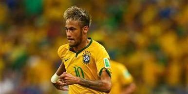 Le joli coup franc de Neymar contre la Colombie - La DH