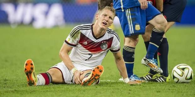 Mondial 2014: Les chaussures de Schweinsteiger au musée du foot allemand - La DH