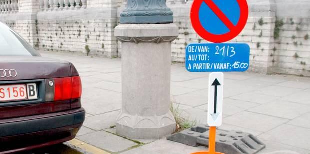 Des Belges mal garés aux Pays-Bas il y a 2 ans recevront bientôt leur PV - La DH