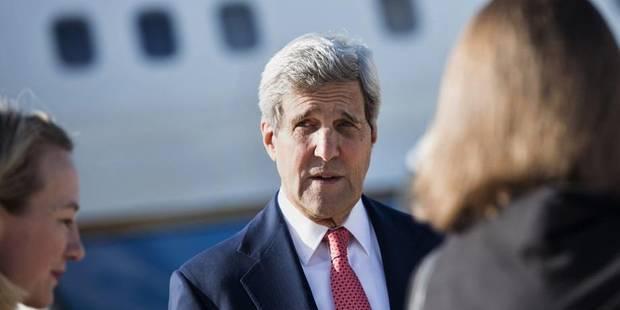 Arrivée de John Kerry en Irak pour une visite non annoncée - La DH