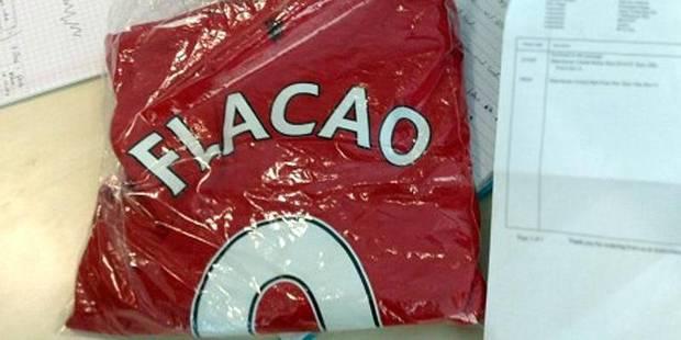 """""""Flacao"""", le flocage mancunien qui fait tache - La DH"""