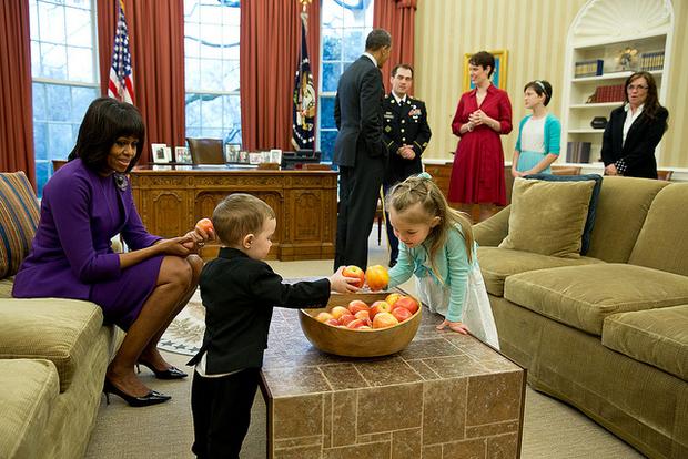 Ces enfants qui font n 39 importe quoi dans le bureau ovale for Bureau ovale