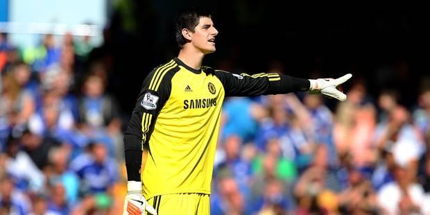 Courtois a signé un nouveau contrat de 5 ans avec Chelsea - La DH