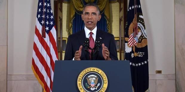 """Les Etats-Unis sont """"en guerre"""" contre l'Etat islamique - La DH"""