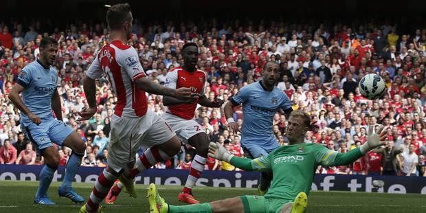 Arsenal et City dos à dos (2-2) - La DH