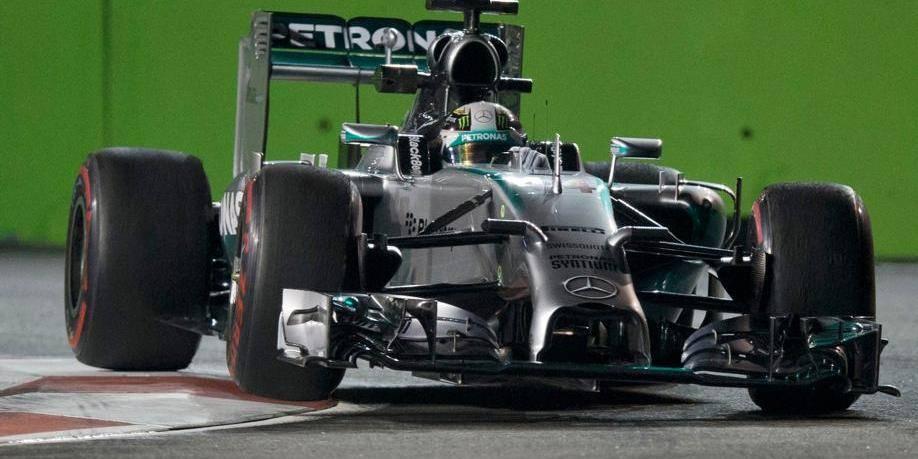 GP de Singapour: Alonso et Hamilton prennent leurs marques
