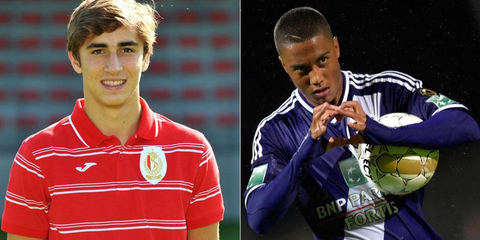 Anderlecht vs Standard: o� les jeunes ont-il le plus la chance de percer?