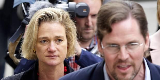 Delphine Boël: le procureur du roi rendra son avis le 2 octobre - La DH