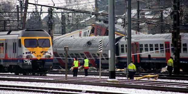 Drame de Buizingen: la SNCB, Infrabel et le conducteur du train inculpés