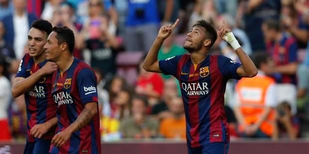Liga: un Real bousculé mais réaliste, le Barça croque Grenade (6-0) - La DH
