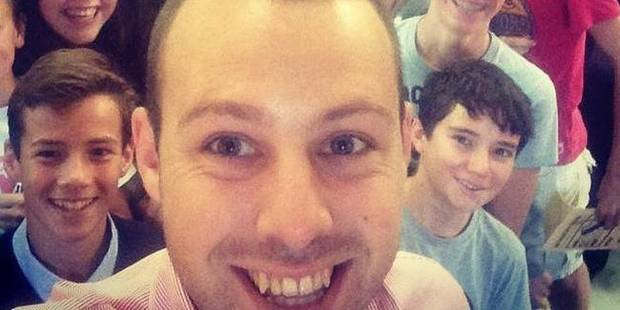 """Le churchie, le """"selfie"""" qui fera (peut-être) aimer la messe aux jeunes - La DH"""