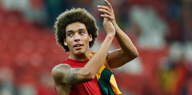 Witsel officiellement forfait contre Andorre et la Bosnie - La DH