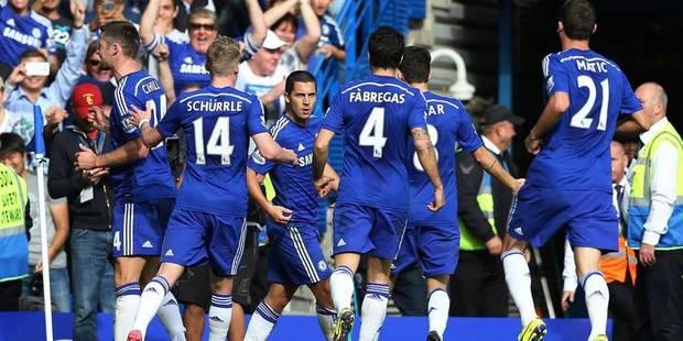 Les Belges à l'étranger: Hazard marque, Fellaini rejoue - La DH