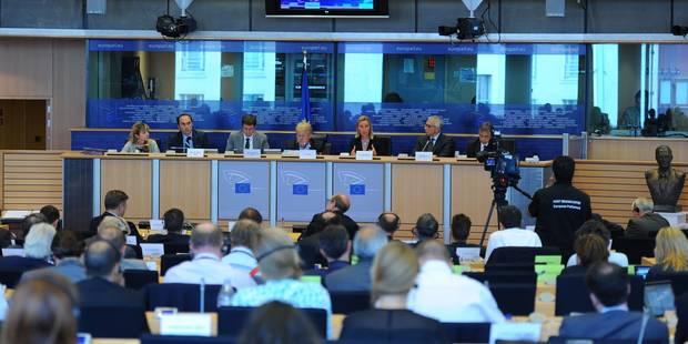 Plusieurs entreprises belges exercent leur influence au Parlement européen - La DH