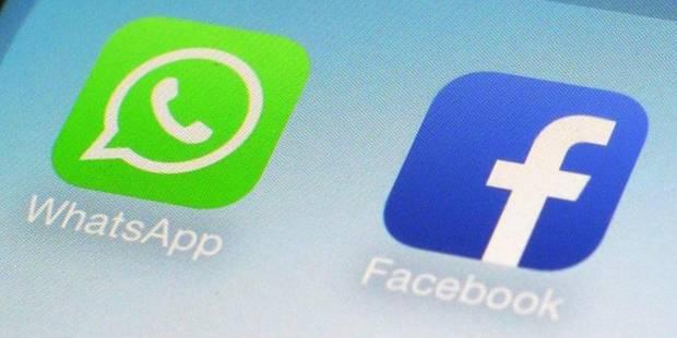 WhatsApp coûtera finalement 22 milliards de dollars à Facebook - La DH