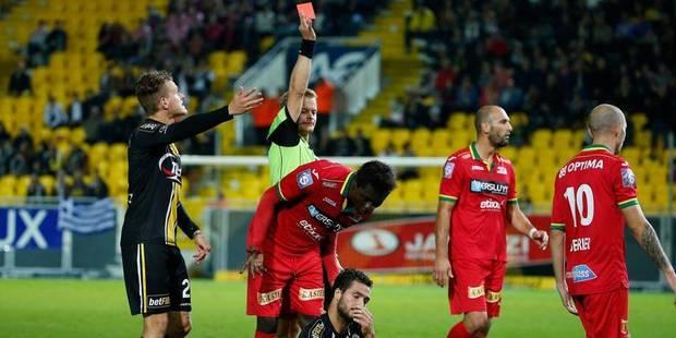 Ostende s'oppose aux quatre matchs de suspension proposés à Coulibaly - La DH