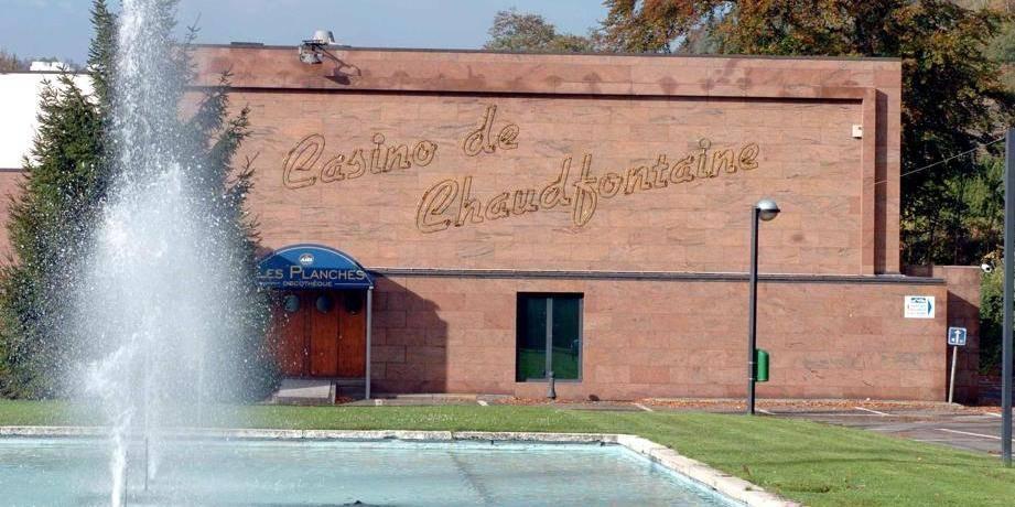 Le personnel du casino de Chaudfontaine part en grève