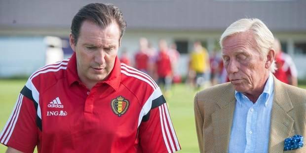 """Collin: """"Concernant Schalke, Wilmots ne nous a rien dit"""" - La DH"""