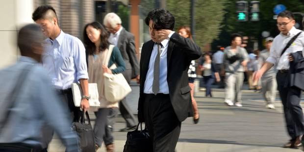"""""""Salarymen"""", ou la vie impossible des employés de l'entreprise Japon - La DH"""