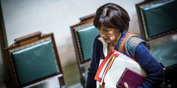 Laurette Onkelinx candidate à sa propre succession au PS de Bruxelles - La DH