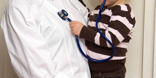 80 enfants frappées par un virus foudroyant - La DH