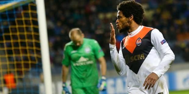 Groupe H: Luiz Adriano puissance 5 face au BATE (0-7), Porto fait le travail face � l'Athletic (2-1)