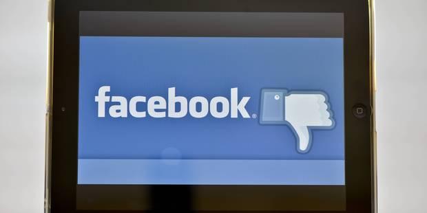"""Voilà pourquoi il n'y aura pas de bouton """"je n'aime pas"""" sur Facebook - La DH"""