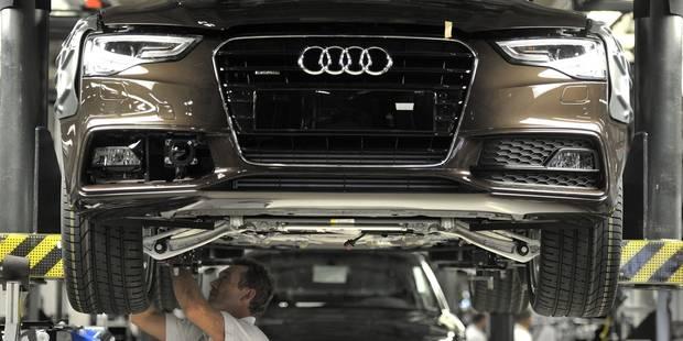 Audi rappelle plus de 16.000 véhicules en Belgique - La DH