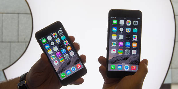 Un simple réglage pour booster la batterie de votre iPhone ? - La DH
