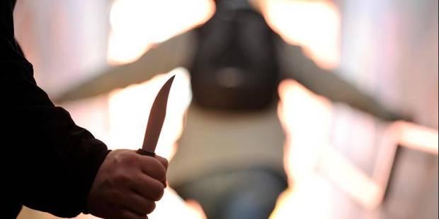 Une Li�geoise poignarde sa compagne � la gorge et au dos