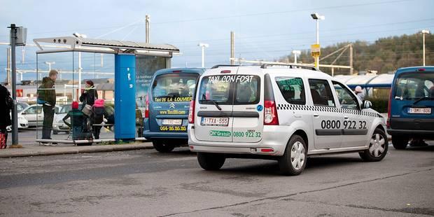 La jungle des taxis louviérois - La DH